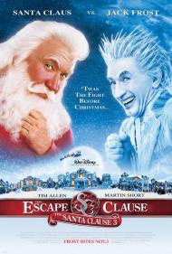 The Santa Clause 3 Movie Poster