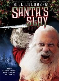 Santa's Slay Movie Poster