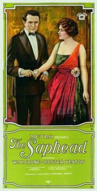 The Saphead Movie Poster