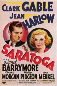 Saratoga Movie Poster