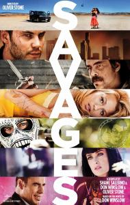 Savages Movie Poster