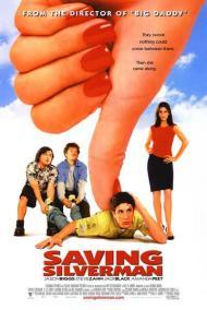 Saving Silverman Movie Poster
