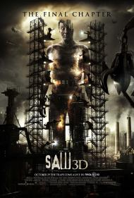 Saw 3-D: The Final Chapter Movie Poster
