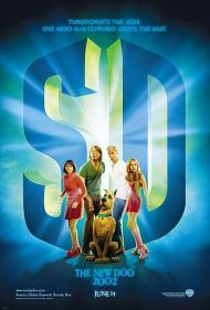 Scooby Doo Movie Poster