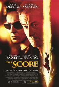 The Score Movie Poster