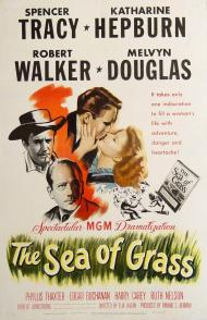The Sea of Grass Movie Poster