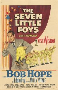 The Seven Little Foys Movie Poster