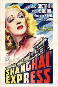 Shanghai Express Movie Poster