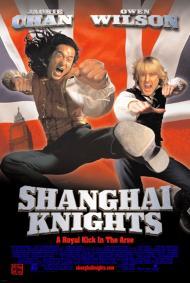 Shanghai Knights Movie Poster
