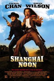 Shanghai Noon Movie Poster