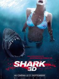 Shark Night 3D Movie Poster