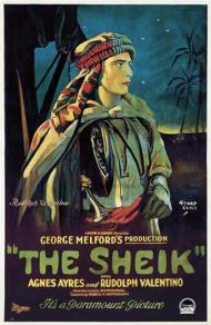 The Sheik Movie Poster