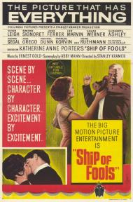Ship of Fools Movie Poster