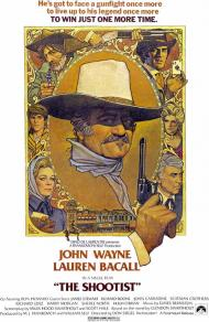 The Shootist Movie Poster