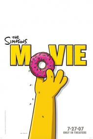The Simpsons Movie Movie Poster