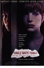 Single White Female Movie Poster