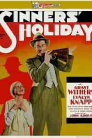 Sinners' Holiday Movie Poster
