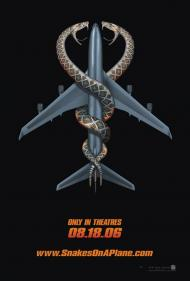 Snakes on a Plane Movie Poster