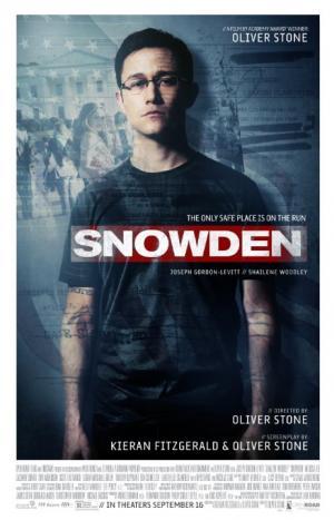 Snowden Movie Poster