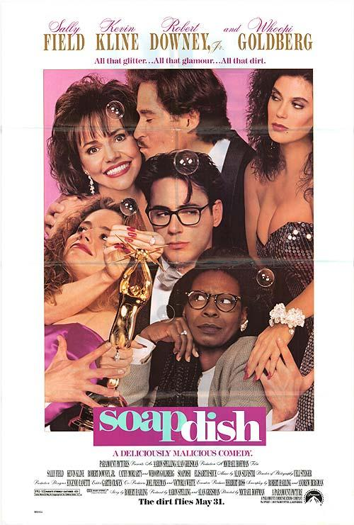 Soapdish Movie Poster