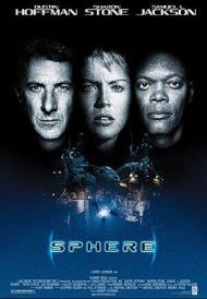 Sphere Movie Poster