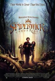 Spiderwick Chronicles Movie Poster