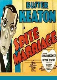 Spite Marriage Movie Poster