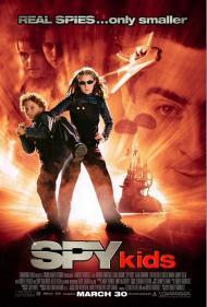 Spy Kids Movie Poster