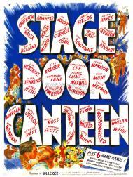 Stage Door Canteen Movie Poster