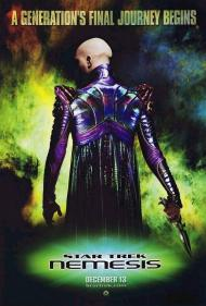 Star Trek X: Nemesis Movie Poster