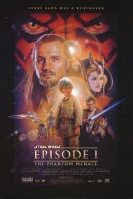 Star Wars: Episode I The Phantom Menace Movie Poster