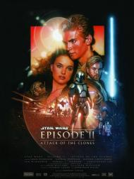 Star Wars: Episode II Attack of the Clones Movie Poster
