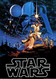 Star Wars: Episode IV A New Hope Movie Poster