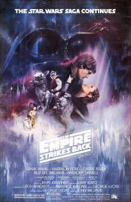 Star Wars: Episode V The Empire Strikes Back Movie Poster