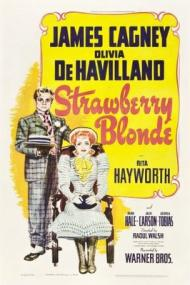 The Strawberry Blonde Movie Poster