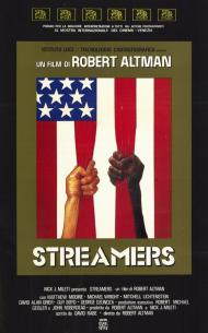 Streamers Movie Poster