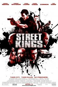 Street Kings Movie Poster