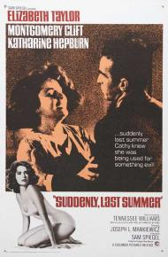 Suddenly, Last Summer Movie Poster