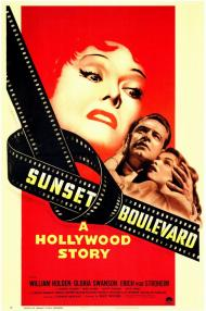Sunset Boulevard Movie Poster