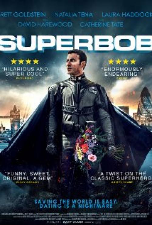 SuperBob Movie Poster