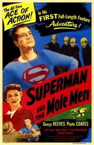 Superman and the Mole Men Movie Poster