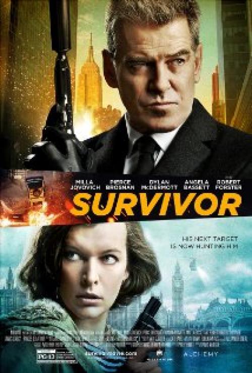Survivor Movie Poster
