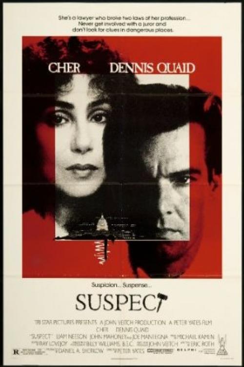 Suspect Movie Poster
