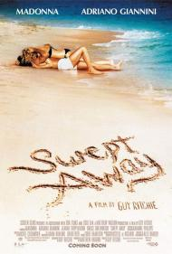 Swept Away Movie Poster
