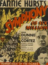 Symphony of Six Million Movie Poster