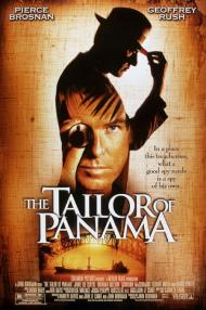 The Tailor of Panama Movie Poster