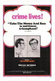 Take the Money and Run Movie Poster