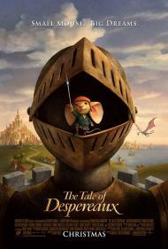 Tale of Despereaux Movie Poster