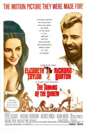 The Taming of the Shrew Movie Poster