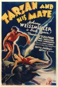Tarzan and His Mate Movie Poster